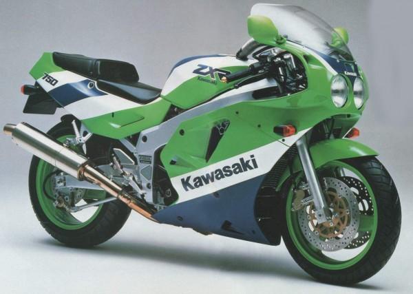 Powerbronze Verkleidungsscheibe Standard Form KAWASAKI ZXR 750 H1-2
