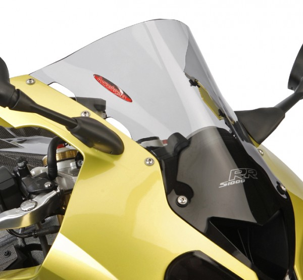 Powerbronze Airflow Racingscheibe (Double- Bubble) BMW S 1000 RR