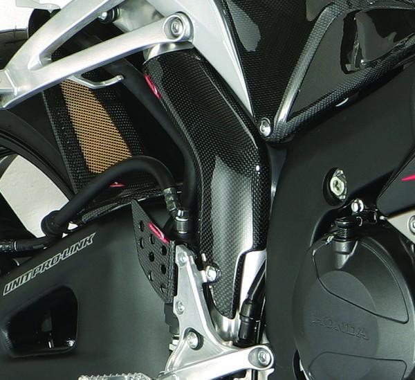 Powerbronze Hitzeschutzschild Carbon HONDA CBR 600 RR