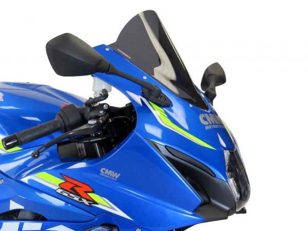 Powerbronze Airflow Racingscheibe (Double- Bubble) SUZUKI GSX-R 1000