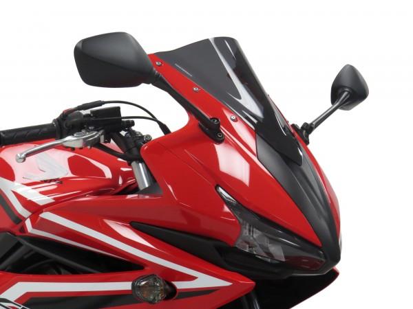 Powerbronze Airflow Racingscheibe (Double- Bubble) HONDA CBR 500 R