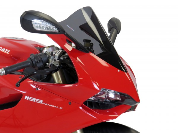 Powerbronze Airflow Racingscheibe (Double- Bubble) DUCATI 899 PANIGALE