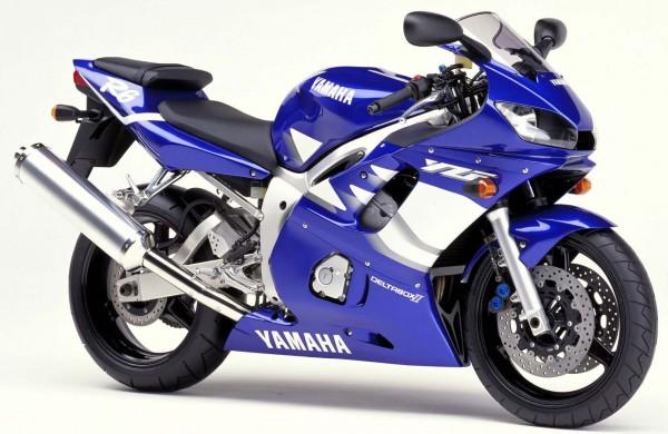 Powerbronze Verkleidungsscheibe Standard Form YAMAHA YZF-R6
