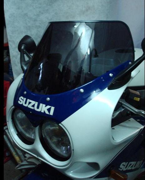 Powerbronze Verkleidungsscheibe Standard Form SUZUKI GSX-R 750 J