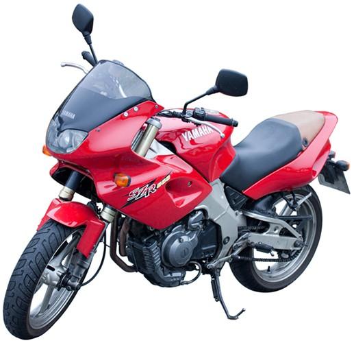 Powerbronze Verkleidungsscheibe Standard Form YAMAHA SZR 660