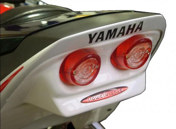 Powerbronze Heckunterverkleidung YAMAHA YZF-R6