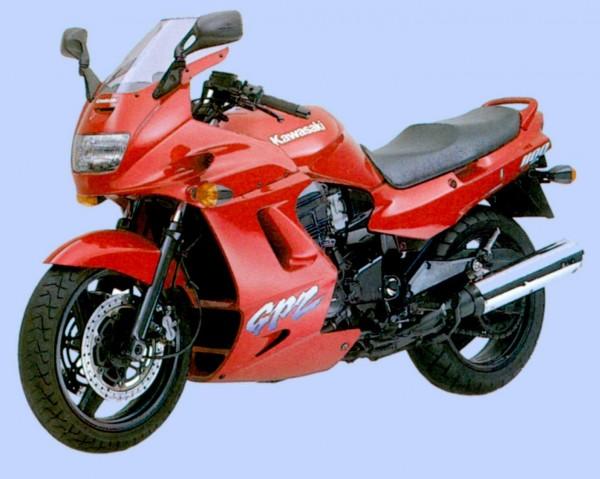 Powerbronze Verkleidungsscheibe Standard Form KAWASAKI GPZ 1100