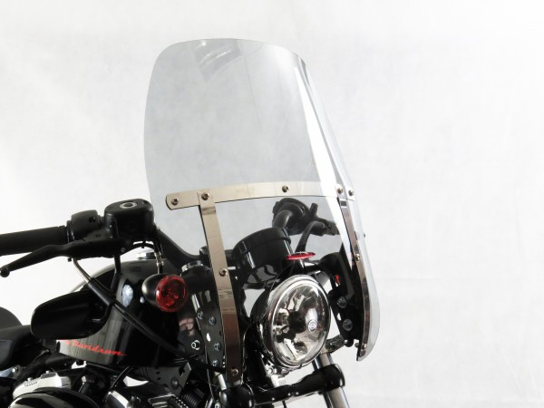 Powerbronze Custombike Windschild YAMAHA XVS650 DRAGSTAR