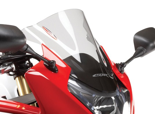 Powerbronze Airflow Racingscheibe (Double- Bubble) HONDA CBR 600 F