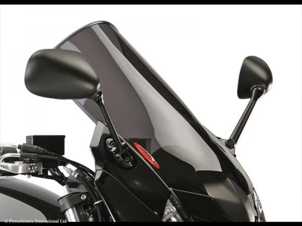 Powerbronze Verkleidungsscheibe Spoiler / Tourenform SUZUKI GSF 650 S BANDIT