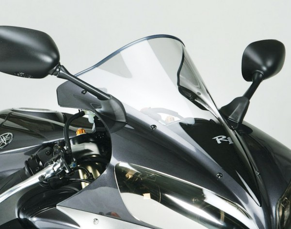Powerbronze Airflow Racingscheibe (Double- Bubble) YAMAHA YZF-R1