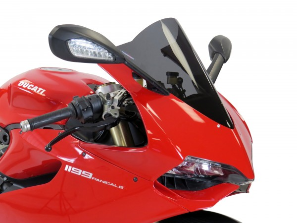 Powerbronze Airflow Racingscheibe (Double- Bubble) DUCATI 899 PANIGALE