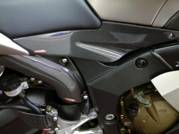 Powerbronze Seitenverkleidungen Carbon KAWASAKI ZX6-R