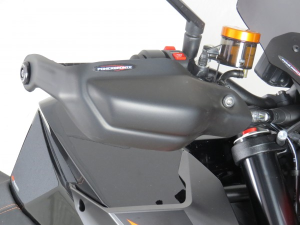 Powerbronze Handprotektoren KTM 1290 SUPER DUKE R