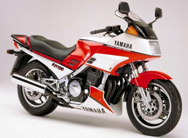 Powerbronze Verkleidungsscheibe Standard Form YAMAHA FJ 1100