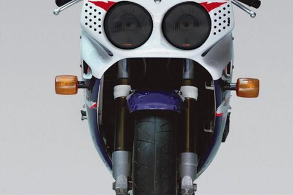 Powerbronze Scheinwerferabdeckungen HONDA CBR 900 RR