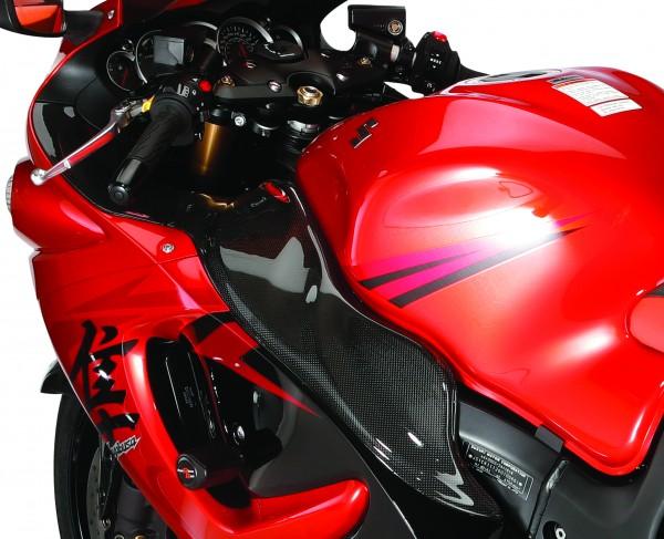 Powerbronze Verkleidungsinnenteile Carbon SUZUKI GSX 1300 R HAYABUSA
